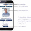 Why Your Business Needs A Mobile Business Card Picture
